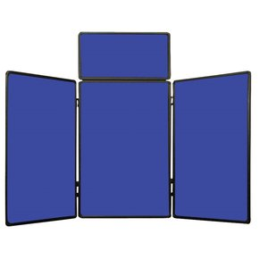 Show 'N' Fold Up Tabletop Display – 6' – Blank Main Image