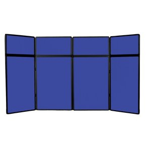 Show 'N' Fold Tabletop Display – 8' – Blank Main Image