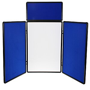 Show N Write Tabletop Display - 6' - Blank Main Image