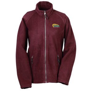Katahdin Tek Fleece Jacket - Ladies' - Closeout Main Image