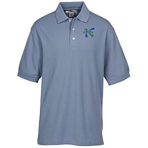 Caliber 100% Baby Pique Polo - Men's Main Image
