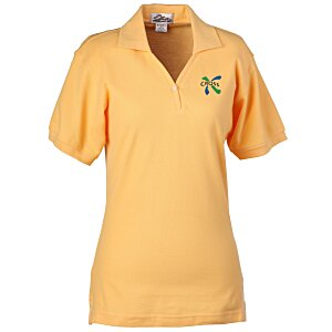 Stature 100% Baby Pique Polo - Ladies' Main Image
