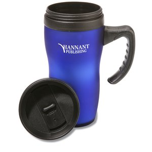 Soft Touch Mug - 16 oz. Main Image