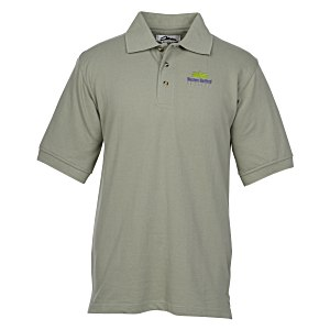 Profile 60/40 Blend Pique Polo - Men's