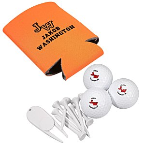 Collapsible Kan Cooler Golf Event Pack Main Image