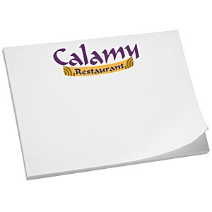 "Post-it® Notes - 3"" x 4"" - 25 Sheet - White"