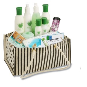 Beach Gift Basket by Aloe Up Main Image
