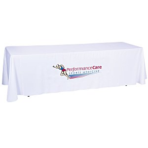 Convertible Table Throw - 6' to 8' - Front Panel - Full Color Main Image