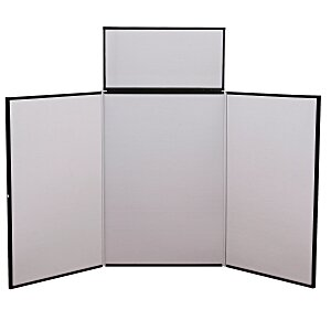 Fold N Go Tabletop Display - 6' – Blank