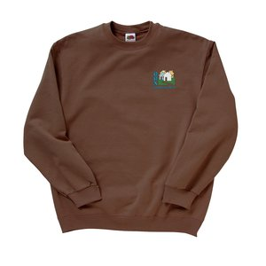 FOL Best 50/50 Sweatshirt - Embroidered