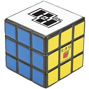 Rubik's Cube Stress Reliever Main Image