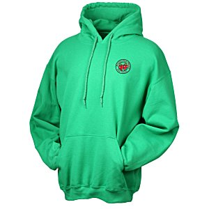 Gildan 50/50 Hooded Sweatshirt - Emb - Colors