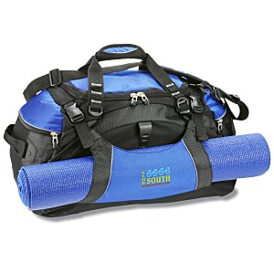 Vertex Sport Duffel - Embroidered Main Image
