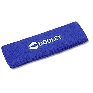 Plush Terry Sport Headband Main Image