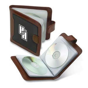 Chairman Two-Tone CD Case - Closeout Main Image