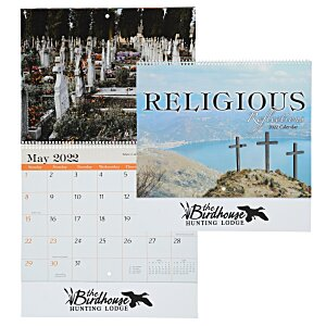 Religious Reflections Calendar - Spiral Main Image