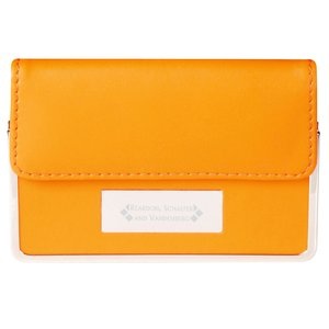 Colorplay Leather Card Case Main Image