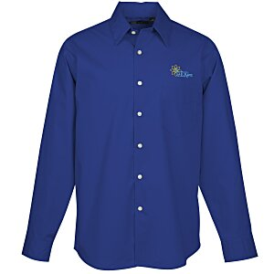 Easy Care Stretch Poplin Shirt - Men's Main Image