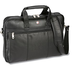 Wenger Leather Business Brief Main Image