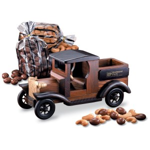 1911 Pick-up Truck w/Chocolate Almonds & Cashews Main Image