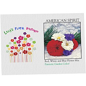 Impression Series Seed Packet - American Spirit