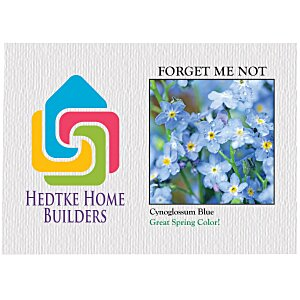 Impression Series Seed Packet - Forget Me Not