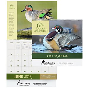 Ducks Unlimited Calendar Main Image