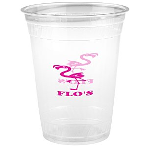 Compostable Clear Cup - 12 oz. - Low Qty Main Image