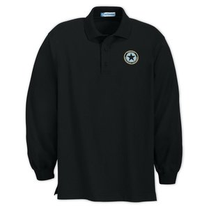 Extreme Long Sleeve Jersey Polo - Men's Main Image