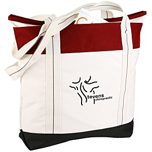 Hamptons Weekend Tote Bag - Screen Main Image