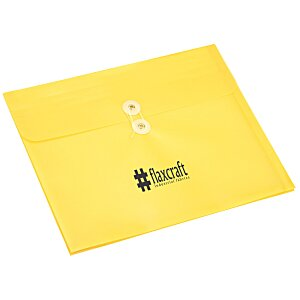 "Document Envelope with String Tie - 9"" x 12"""