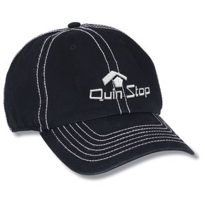 Retro Cap - 3-D Embroidery Main Image