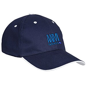 Elite Cap - 3-D Embroidery Main Image