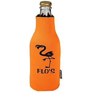 Zip-Up Bottle KOOZIE® Kooler Main Image
