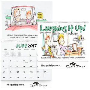 Family Cartoon Calendar