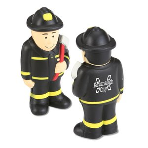 Stress Reliever - Fireman Main Image
