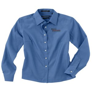 Forsyth Pinpoint Oxford Shirt - Ladies' Main Image