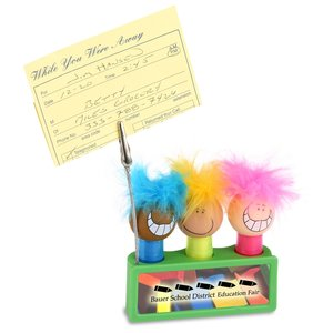 Goofy Guy Highlighter/Memo Holder Set