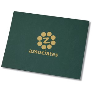 Certificate Holder – Leatherette Main Image