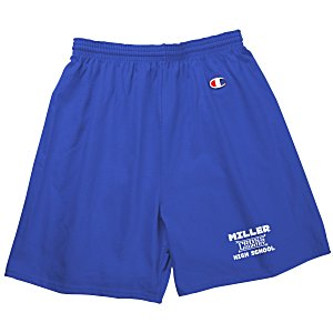 Champion Cotton Gym Shorts Main Image