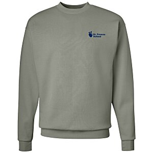 Hanes ComfortBlend Sweatshirt - Screen Main Image