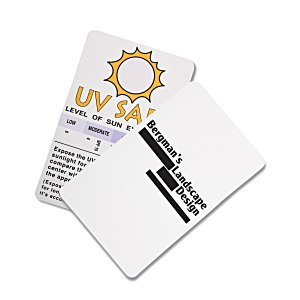 UV Safe Indicating Card Main Image