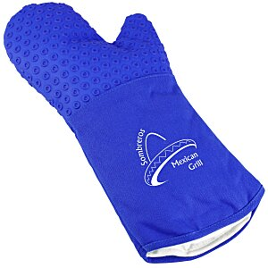 Silicone Oven Mitt Main Image