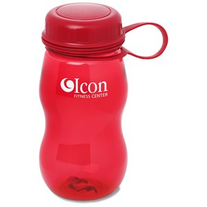 Polyclear Bottle - 18 oz. Main Image