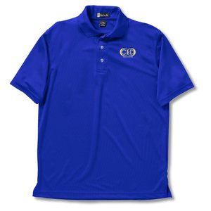 Moisture Management Polo - Men's Main Image