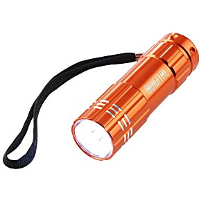 Holmes Aluminum LED Flashlight Main Image
