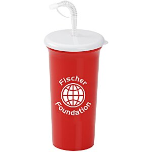 Sport Sipper with Straw - 32 oz.