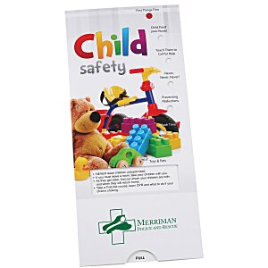 Child Safety Tips Pocket Slider Main Image