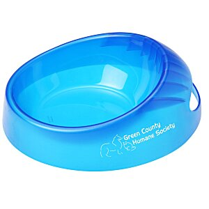 Scoop-it Bowl - Medium - Translucent Main Image