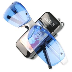 Sunglasses Clip with Picture Frame Main Image